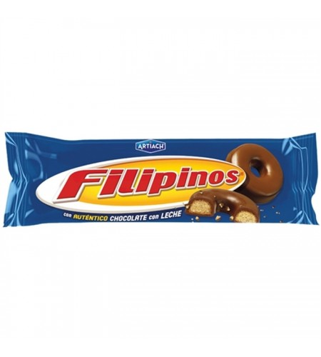 Filipinos Chocolate com leite 135g