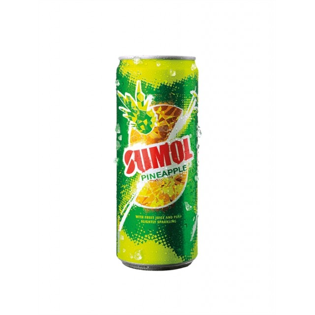 sumol ananas  24 X 330 ml