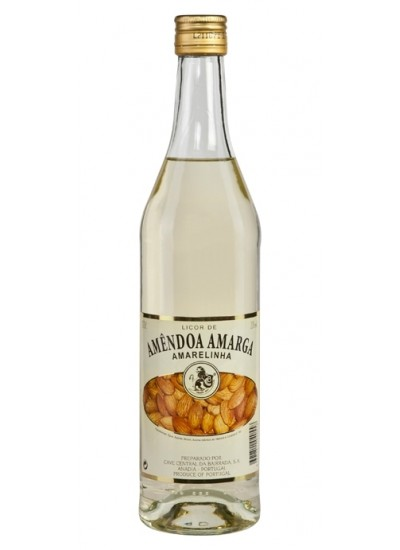 licor de amendoa amarga Amarelinha 700 ml