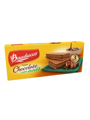 Wafer Chocolate com Avela  140G