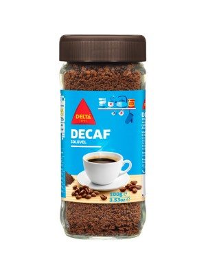 Decaf Soluvel Delta 100G