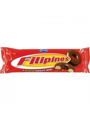 Filipinos  Chocolate Negro 135g