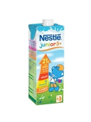 leite junior 3+ Nestle 1L