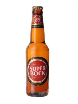 cerveja super bock mini 200 ml